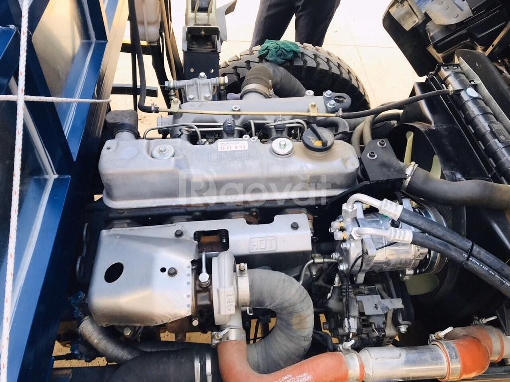 Xe tải Faw 7t3 máy ( Hyundai) trả góp 70%