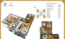 Bán gấp căn hộ 3 phòng ngủ 98m2 chung cư Goldseason, giá 3.2 tỷ