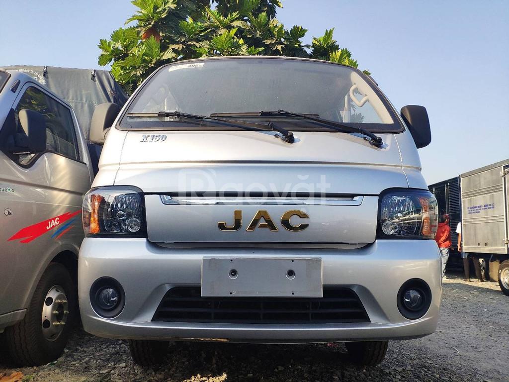 Xe tải JAC X150 hỗ trợ trả góp lên đến 70% thủ tục nhanh chóng