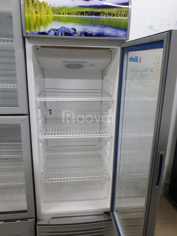 Tủ làm lạnh Alaska 305l mới 89%, làm lạnh nhanh