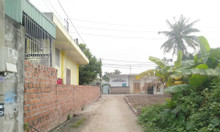 Bán 2 lô đất ngay cổng làng Hoàng Động, đường to ngõ rộng, giá rẻ