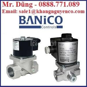 Van điện từ khí nén Banico Việt Nam (ảnh 2)