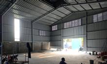 Nhà xưởng SD 580m2 An Phú Đông Quận 12
