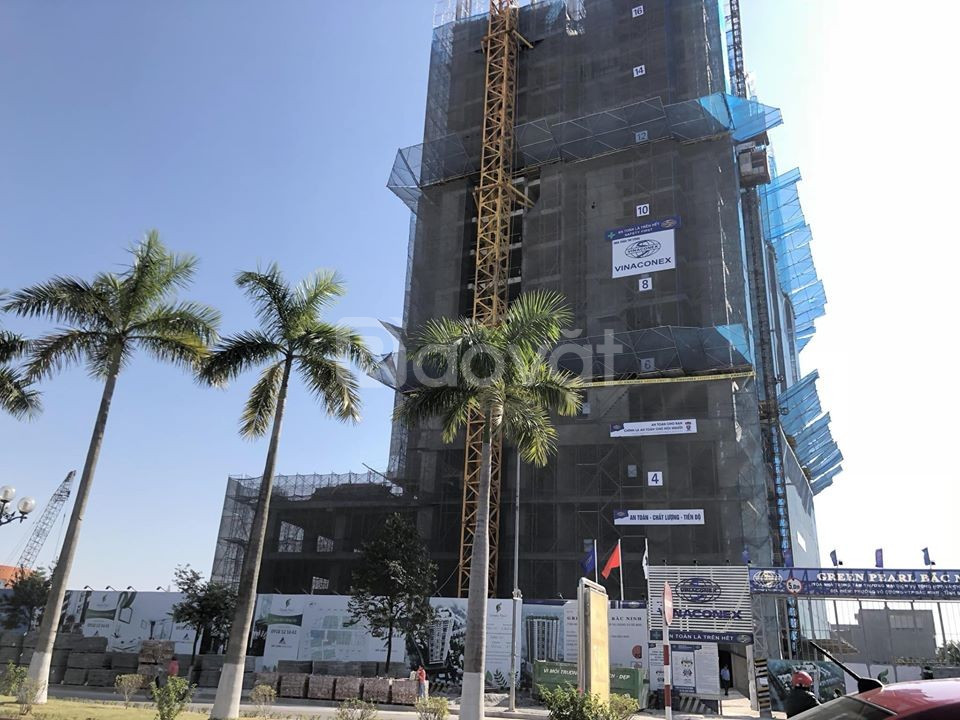 Mở bán chung cư cao cấp tại Bắc Ninh