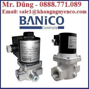 Van điện từ khí nén Banico Việt Nam (ảnh 3)