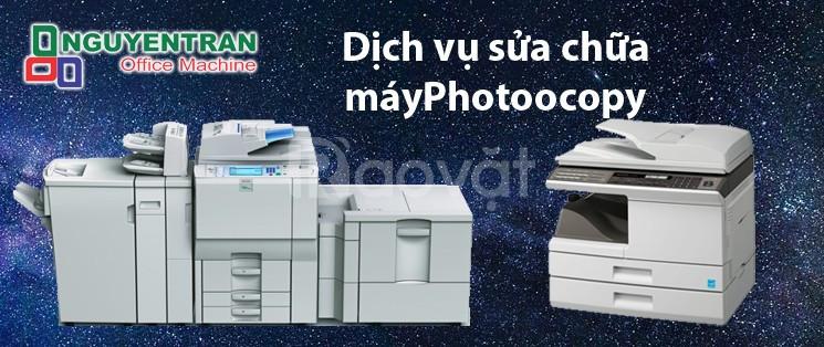 Dịch vụ sửa chữa máy Photocopy Sharp nhanh chóng, chất lượng