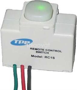 Hạt công tắc điều khiển từ xa bằng remote  giá rẻ tại Hải Phòng