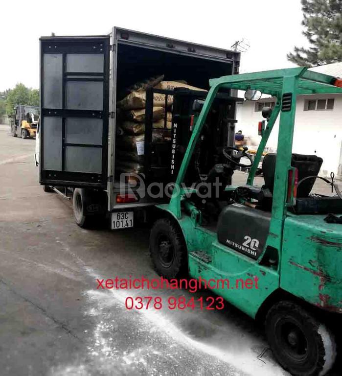 Nhận chở hàng bằng xe tải tại quận 12