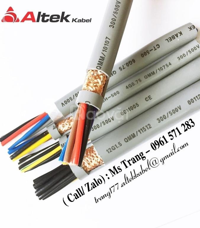 Phân phối cáp chống cháy, cáp mạng, cáp rs485 uy tín