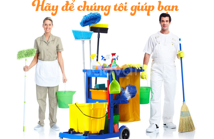 Dịch vụ vệ sinh trọn gói giá rẻ, vệ sinh công nghiệp
