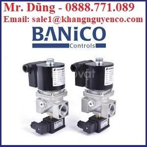 Van điện từ khí nén Banico Việt Nam (ảnh 4)