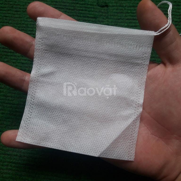 Túi lọc trà, lọc gia vị bằng vải không dệt (ảnh 5)