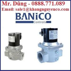 Van điện từ khí nén Banico Việt Nam (ảnh 1)
