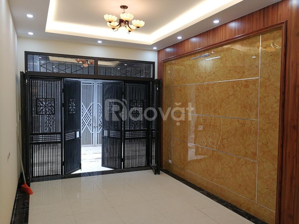 Bán nhà ngõ 190 Hoàng Mai, Hoàng Văn Thụ, 36m2, 5 T mới