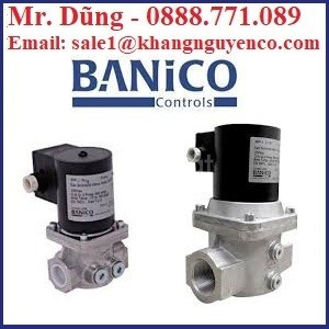 Van điện từ khí nén Banico Việt Nam (ảnh 6)