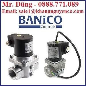 Van điện từ khí nén Banico Việt Nam (ảnh 5)