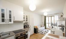 Căn hộ 1 phòng ngủ đa năng dành cho các gia đình nhỏ 31m2 chỉ 450tr