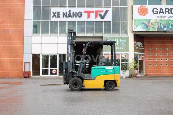 Bán xe nâng điện ngồi lái Komatsu - model FB25EX-11 tải trọng 2,5 tấn (ảnh 2)