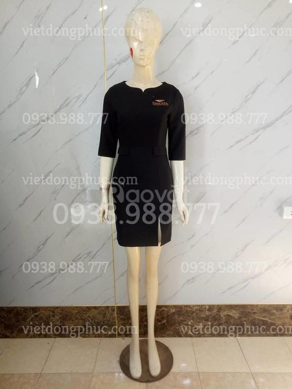 Nhận may đồng phục Spa theo size chuẩn không cần sửa tại Hà Nội