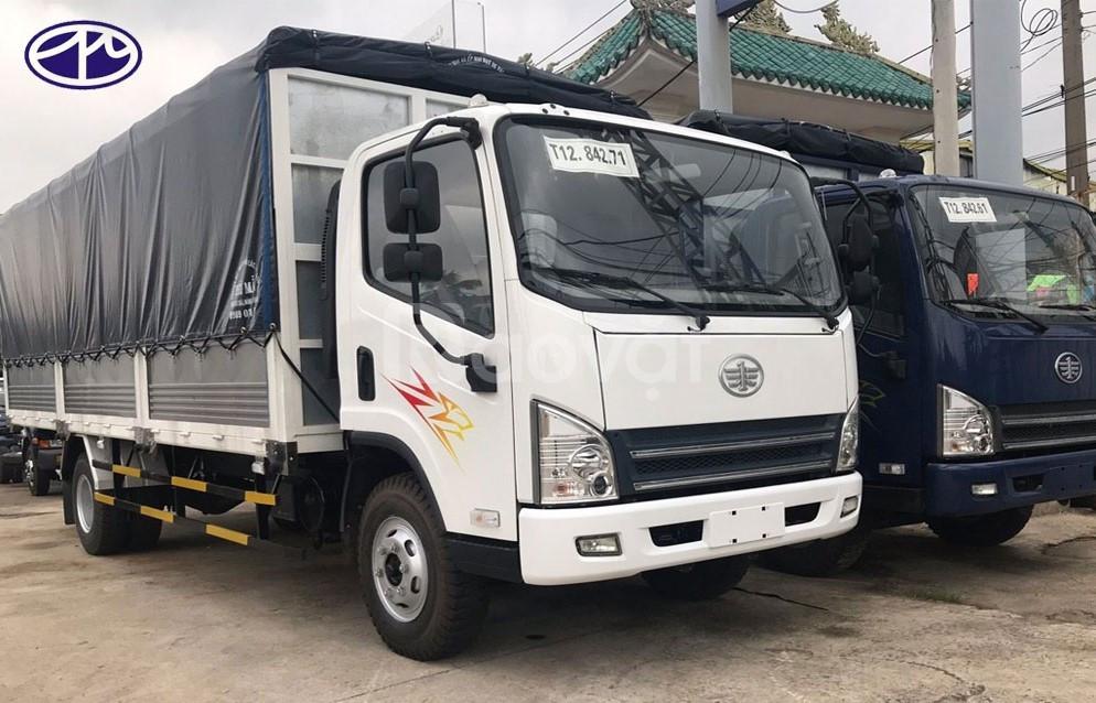 Xe tải Faw 7t3 máy ( Hyundai ) hỗ trợ trả góp lên đến 70%,xe có sẵn  (ảnh 1)