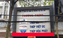 Bán nhà mặt phố Nhuệ Giang 60m2 giá 6.6 tỷ