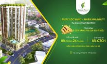 Mở bán chung cư cao cấp Green Pearl Bắc Ninh.