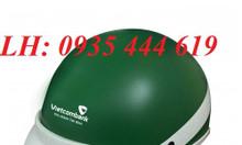 Mũ bảo hiểm in logo, mũ bảo hiểm quảng cáo tại Quảng Trị