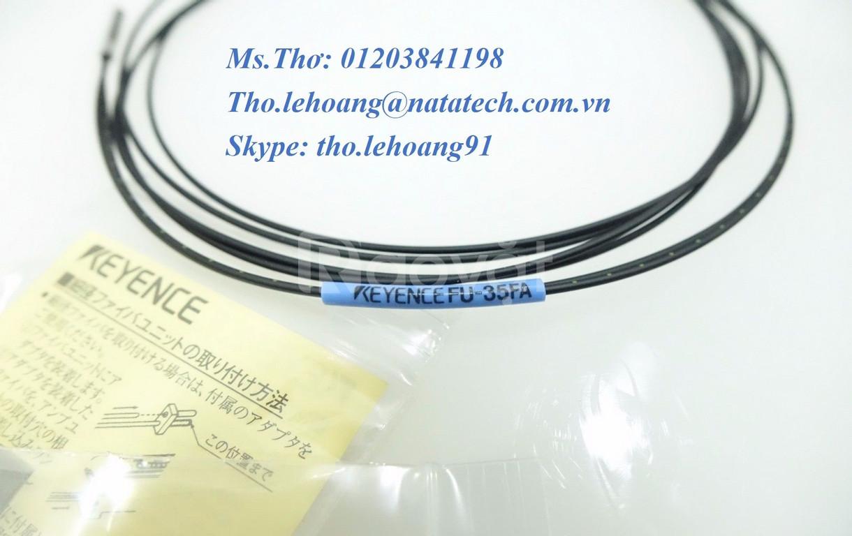 Cám biến sợi quang Keyence FU-35FA - Công Ty TNHH Natatech
