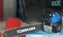 Máy cưa gỗ cầm tay chạy xăng Tomikama 5900 công suất 1,9kw