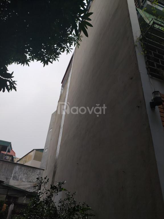 Nhà đẹp ngõ 169 Hoàng Mai, 3 thoáng, 50m x 4T