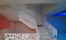 Cầu thang, ban công sắt CNC, sắt uốn cổ điển đến hiện đại