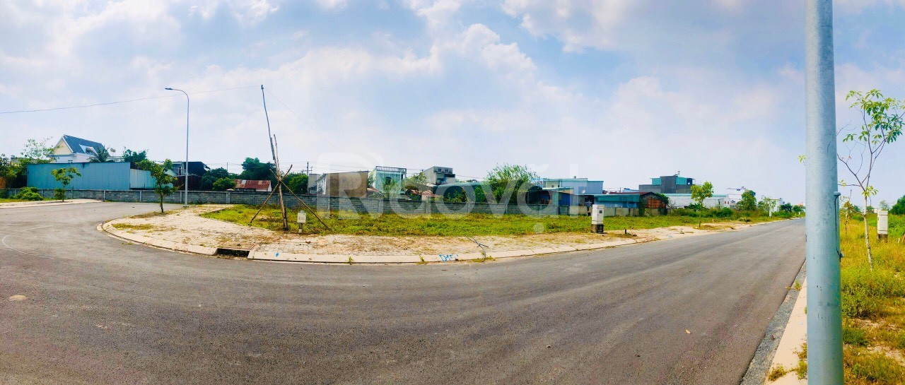 Bán đất nền Bình Chánh MT Trần Văn Giàu giáp Quận Bình Tân 10x23m=230m