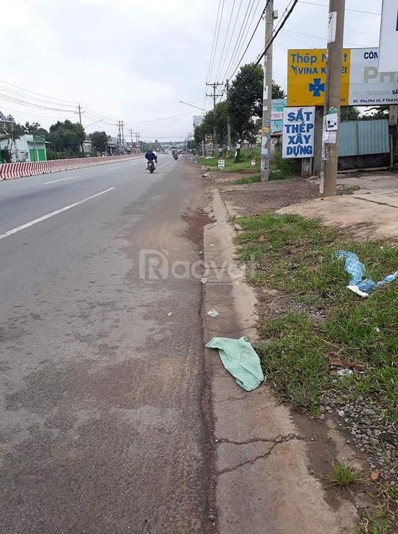Cần bán lô đất 199m2 tại khu vực Bình chánh, Đường Võ Văn Vân.