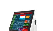 Máy tính tiền pos cảm ứng  az-8000 j1900 chính hãng giá rẻ