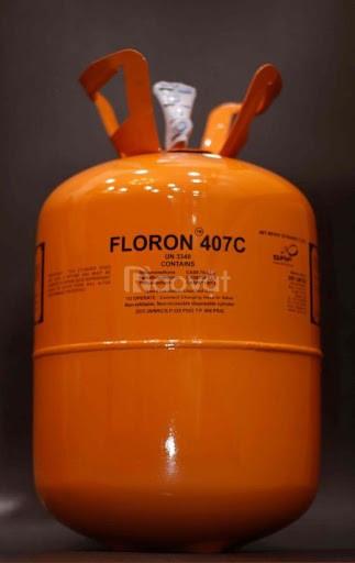 Gas lạnh Floron R407 11.3kg