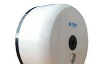 Hộp đựng giấy vệ sinh cuộn lớn Roto ( Trắng)