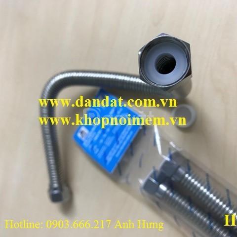 Khớp nối mềm, khớp nối mềm inox nối bích, dây cấp nước inox,ống mềm