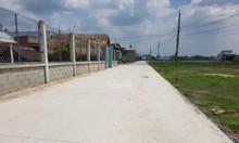 Bán đất đường Trần văn Giàu 5x18, đường vào nhà 17 mét, tiện kd.