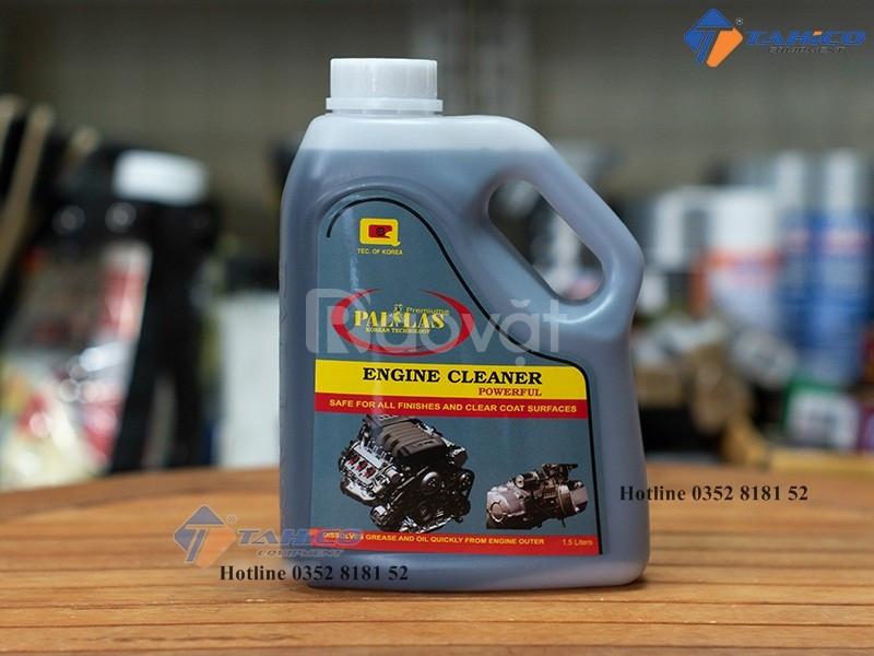 Nước vệ sinh tẩy rửa lốc máy PALLAS 1.5L