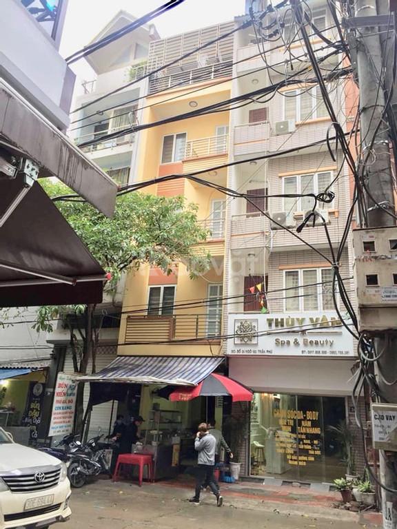 Bán nhà Trần Phú, kinh doanh, ô tô đỗ cửa