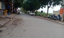 Cần bán gấp mảnh đất ô đấu giá cực đẹp tại Thạch Bàn - Long Biên