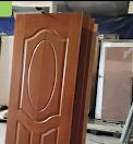 Chuyên sản xuất cửa gỗ công nghiệp MDF phủ da melamine An cường