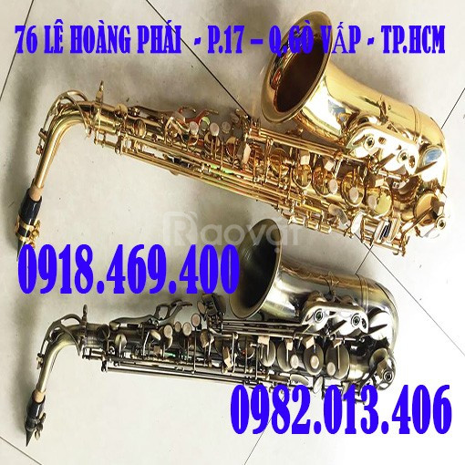 Hướng dẫn tư vấn chọn mua kèn saxophone tốt mà phù hợp túi tiền nhất