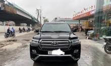 Bán Toyota Land Cruise 4.6, sản xuất 2016, đăng ký 2017, 1 chủ từ đầu