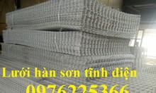 Lưới thép hàn D3, Lưới thép hàn D4 có sẵn và sản xuất theo yêu cầu