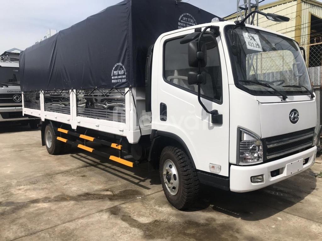 Xe tải Faw 7t3 máy (Hyundai) hỗ trợ trả góp lãi suất thấp, uy tín