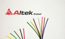 Phân phối cáp tín hiệu, cáp điều khiển altek kabel giá tốt