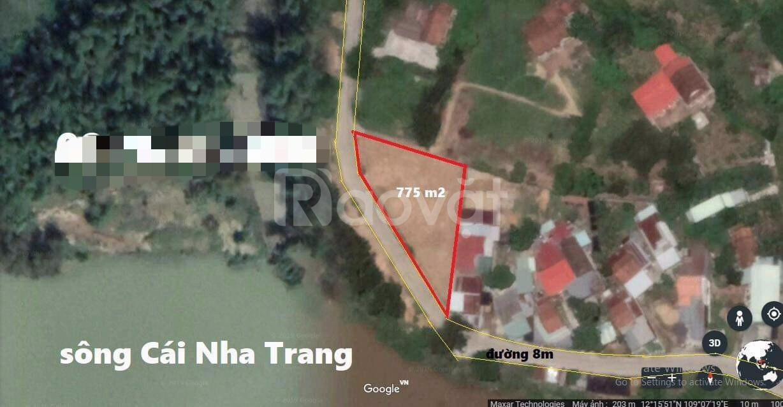 Bán 775m đất thổ cư view sông Diên Phú