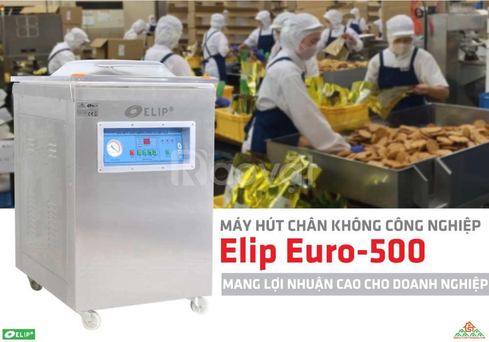 Máy hút chân không công nghiệp Elip Euro 500