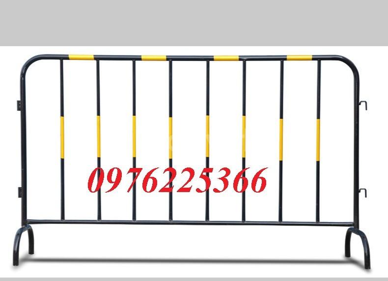 Hàng rào di động, mẫu mã đa dạng, giá ưu đãi